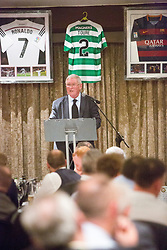 Brian McGinlay compares the Steins Thistle Club sportsmans dinner held on the 11th of March 2017,  at Airth Castle.