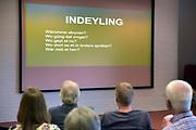 Nederland, Zwolle, 21-6-2019Bijeenkomst voor docenten en deskundigen om het neder-saksisch en andere dialecten te behouden en te onderwijzen op school .Foto: Flip Franssen