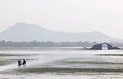 Lake Dal, Kashmir, India
