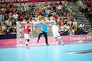 DESCRIZIONE : Handball Jeux Olympiques Londres <br /> GIOCATORE : CLEVERLY Marcus<br /> SQUADRA : Danemark <br /> EVENTO : Handball Jeux Olympiques<br /> GARA : <br /> DATA : 31 07 2012<br /> CATEGORIA : Jeux Olympiques<br /> SPORT : HANDBALL<br /> AUTORE : JF Molliere <br /> Galleria : France JEUX OLYMPIQUES 2012 Action<br /> Fotonotizia : Handball Jeux Olympiques Londres premier tour <br /> Predefinita :