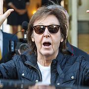 20150608 Paul McCartney hotel