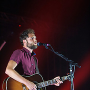 """WASHINGTON, DC - August 6, 2014 - British singer-songwriter Passenger performs at Echostage in Washington, D.C. His 2012 single """"Let Her Go"""" reached #1 in more than 15 countries. (photo by Kyle Gustafson / For The Washington Post)"""