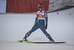02.03.2021, Oberstdorf, GER, FIS Weltmeisterschaften Ski Nordisch, Oberstdorf 2021, Damen, Skisprung, HS137, Einzelbewerb, Qualifikation, im Bild Daniela Iraschko (AUT) // Daniela Iraschko (AUT) during the qualification jump for the women ski Jumping HS137 single competition of FIS Nordic Ski World Championships 2021 Oberstdorf, Germany on 2021/03/02. EXPA Pictures © 2021, PhotoCredit: EXPA/ Tadeusz Mieczynski