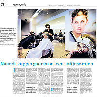 Parool 27 april 2013: kapperketens