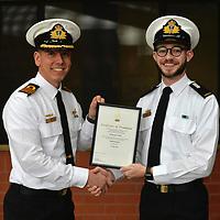 Navy Commission - MIDN Brodie BLAIK - July 2021