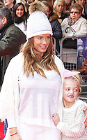 Katie Price, The Lego Movie - Awesome UK Screening, VUE West End, London UK, 09 February 2014, Photo by Brett D. Cove