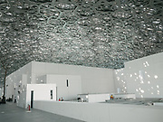 The Louvre Abu Dhabi is an art and civilization museum. Architect is Jean Nouvel.