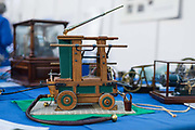 A model 1721 Newsham fire engine made from wood at the London Model Engineering Exhibition held at Alexandra Palace on January 1st, 2018. This week, the Government has launched a campaign to inspire the next generation. The Year of Engineering, will see government and industry tackle a major skills gap and inspire the engineers of tomorrow.