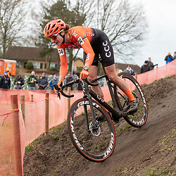 12-01-2020: Wielrennen: NK Veldrijden: Rucphen<br />Marianne Vos
