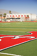 San Clemente High School Football Field
