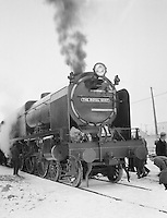 The Royal Scot steam engine