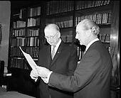 1969 - 21/05 Taoiseach Dissolves Dáil