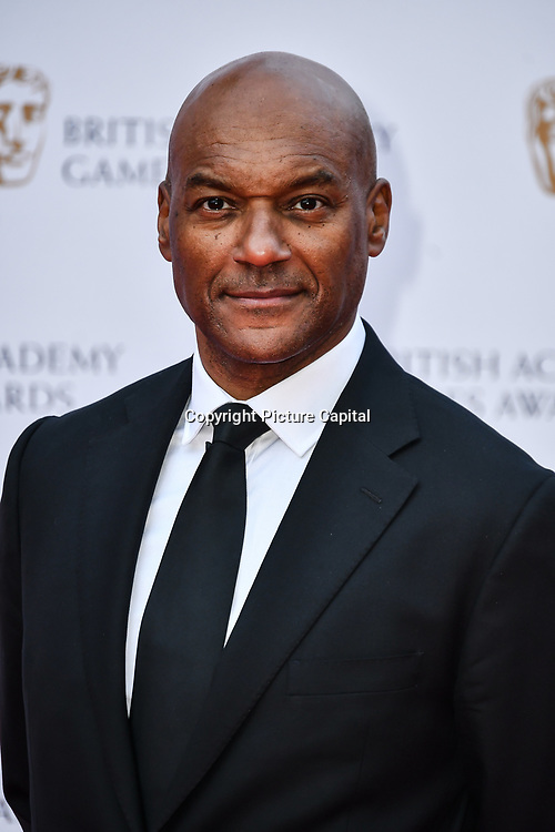 Colin Salmon Arrivers at the British Academy (BAFTA) Games Awards at Queen Elizabeth Hall, Southbank Centre  on 4 March 2019, London, UK.