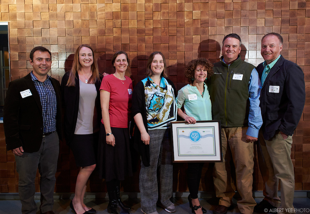 Winner of the Public Project: Lea Elementary School:<br /> Andrew Jacobs<br /> Altje Hoekstra <br /> Julie Scott <br /> Amara Rockar <br /> Sara Pevaroff Schuh <br /> Peter Johnson <br /> Tom Johnston <br /> <br /> Held at the WHYY Public Media Commons<br /> March 31, 2016