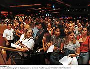Hard rock Hotel, Las Vegas.21 May 1999