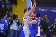 Giampaolo Ricci<br /> Nazionale Italiana Maschile Senior<br /> FIBA Eurobasket Qualifiers 2021<br /> Group B<br /> Italia Italy Russia Russia 83 64<br /> Napoli 20.02.2020<br /> Foto GiulioCiamillo/Ciamillo