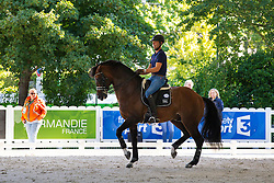 Minderhoud Hans Peter, (NED), Glock's Johnson N.O.P.<br /> Alltech FEI World Equestrian Games™ 2014 - Normandy, France.<br /> © Hippo Foto Team - Leanjo de Koster<br /> 25/06/14