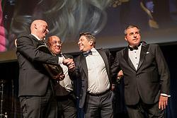 Equistar, Bernard Fonck, Wim Maenhaut, Stephan Detry, Ludo Philippaerts<br /> Equigala - Dockx Dome - Brussel 2019<br /> © Hippo Foto - Dirk Caremans<br /> 23/01/2019