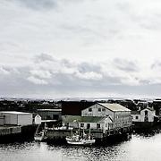 Three weeks aboard the Kong Harald. Hurtigruten, the Coastal Express. Kirkenes.