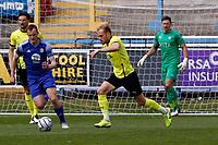 Ryan Croasdale. Halifax Town FC 0-1 Stockport County FC. Vanarama National League. The Shay Stadium. 1.5.21