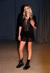 Lily Donaldson attending the Burberry London Fashion Week Show at Makers House, Manette Street, London.