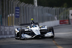 July 14, 2018 - Toronto, Ontario, Canada - MAX CHILTON (59) of England takes to the track to practice for the Honda Indy Toronto at Streets of Toronto in Toronto, Ontario. (Credit Image: © Justin R. Noe Asp Inc/ASP via ZUMA Wire)