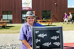 Adaka Cultural Festival 2016, Whitehorse, Yukon, Canada, Yukon First Nation Culture and Tourism Association, Kwanlin Dun Cultural Centre, Nancy Hager