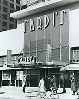 1937 Sardi's Restaurant on Hollywood Blvd.