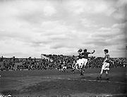 23/05/1953<br /> 05/23/1953<br /> 23 May 1953  <br /> Soccer: Ireland v Wales Schoolboys International at Dalymount Park, Dublin.