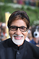 Indian actor Amitabh Bachchan arriving at the International Indian Film Academy Awards (IIFA) ceremony at the Hallam Arena in Sheffield for the annual IIFA awards. The awards were known as the 'Bollywood Oscars' and ran from 7-10th June. They were watched by an estimated global television audience 500 million people.