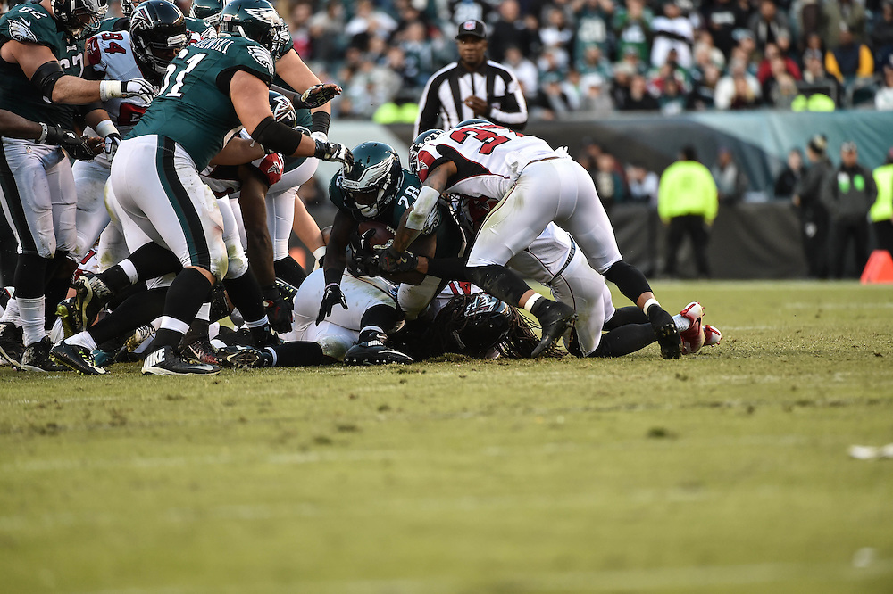 during the game at Lincoln Financial Field on Nov 13, 2016 in Philadelphia, Pa. (Photo by John Geliebter/Philadelphia Eagles)
