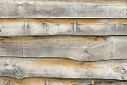 Close-up of a wooden wall, Tapolca, Hungary
