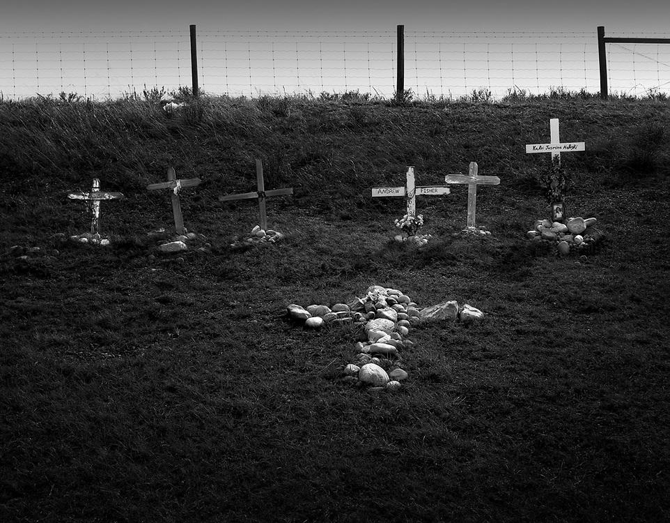 Crosses, Cochrane, AB