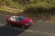 Rolls Royce launches the new Dawn model in and around Cape Town during the month of March 2016. Image by Greg Beadle