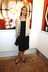 Actress GEORGIE RYLANCE at the launch of 'Glenmorangie 5 Senses' an exhibition of photographs by Mike Figgis held at Proud Camden, Stables Market, London NW1 on 13th May 2008.<br /><br />NON EXCLUSIVE - WORLD RIGHTS