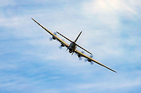 B-17 Flying Fortress G-BEDF Sally B at the Midlands Air Festival Photo by Chris wynne