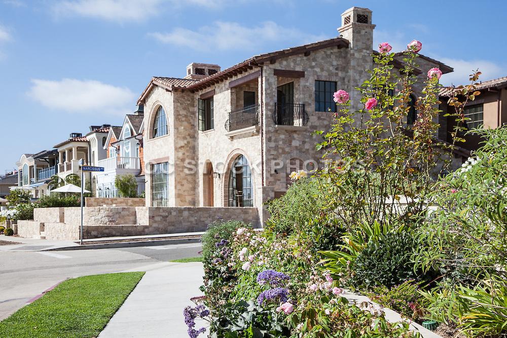 Newport Beach Ocean View Homes