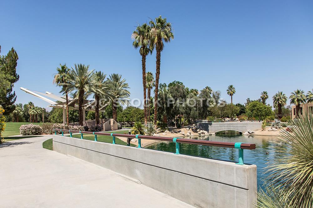 Palm Desert Civic Center Park and Amphitheater