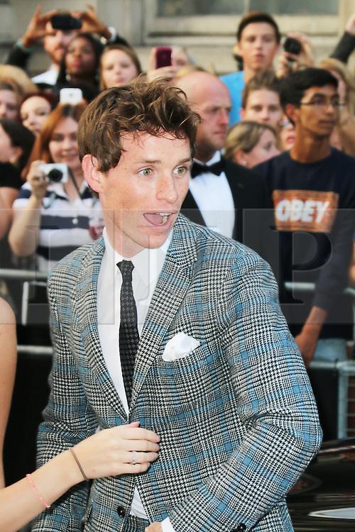 Eddie Redmayne, GQ Men of the Year Awards, Royal Opera House, London UK, 03 September 2013, (Photo by Richard Goldschmidt)