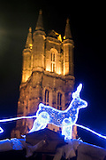 Ghent, Belgium, Dec 22, 29, Chrismass market Ghent.©Christophe Vander Eecken