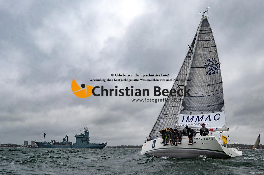 , Kiel - Maior 28.04. - 01.05.2018, ORC 3 - IMMAC Fram - GER 7444 - Kai MARES - Kieler Yacht-Club e. V