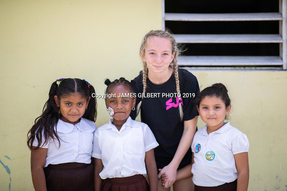 St Joe mission trip to Belize 2019. JAMES GILBERT PHOTO 2019