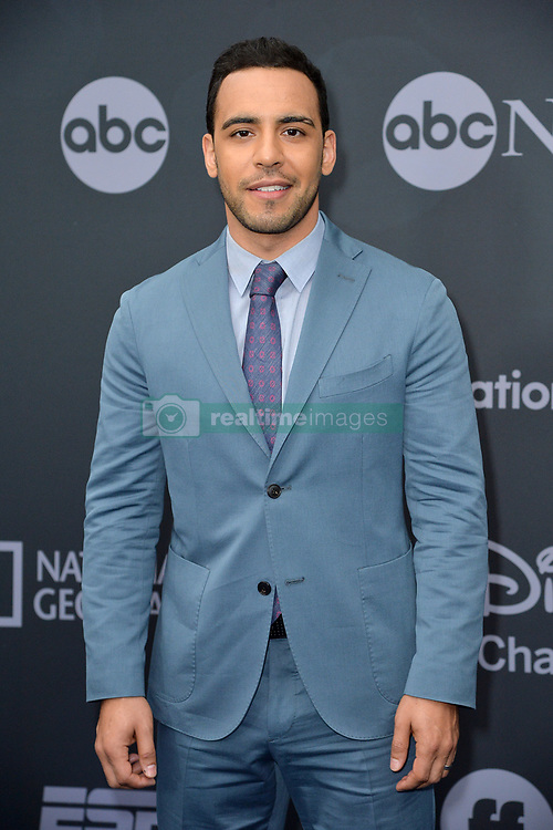May 14, 2019 - New York, NY, USA - May 14, 2019  New York City..Victor Rasuk attending Walt Disney Television Upfront presentation party arrivals at Tavern on the Green on May 14, 2019 in New York City. (Credit Image: © Kristin Callahan/Ace Pictures via ZUMA Press)