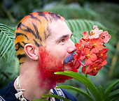 Kew Orchid Festival Indonesia 6th February 2020