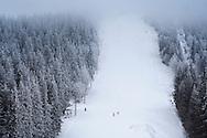 Pomporovo winter resort