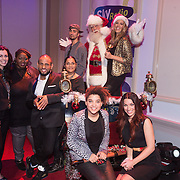 NLD/Hilversum /20131210 - Sky Radio Christmas Tree For Charity 2013, TVOH deelnemers,