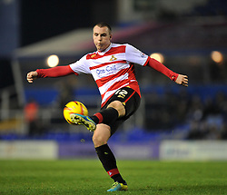 Doncaster Rovers' Luke McCullough - Photo mandatory by-line: Alex James/JMP - Tel: Mobile: 07966 386802 03/12/2013 - SPORT - Football - Birmingham - St Andrews - Birmingham City v Doncaster Rovers - Sky Bet Championship