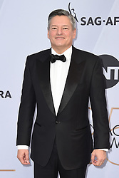 Ted Sarandos attends the 25th Annual Screen Actors Guild Awards at The Shrine Auditorium on January 27, 2019 in Los Angeles, CA, USA. ©Lionel Hahn/ABACAPRESS.COM