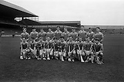 16/10/1966<br /> 10/16/1966<br /> 16 October 1966<br /> Oireachtas Minor Final: Cork v Wexford at Croke Park, Dublin. <br /> The Wexford team.