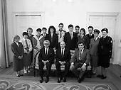 1989 - Gaisce, The Presidents Award.   (S1).